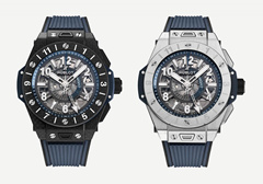 hublot big bang unico gmt grade 1 réplique de montres
