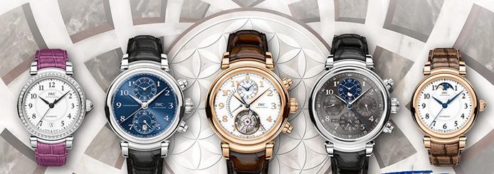 réplique de haute qualité en suisse de montres iwc da vinci