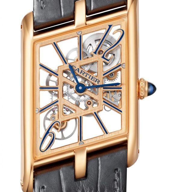 Top Cartier Privé  Tank Asymétrique Replica Watches