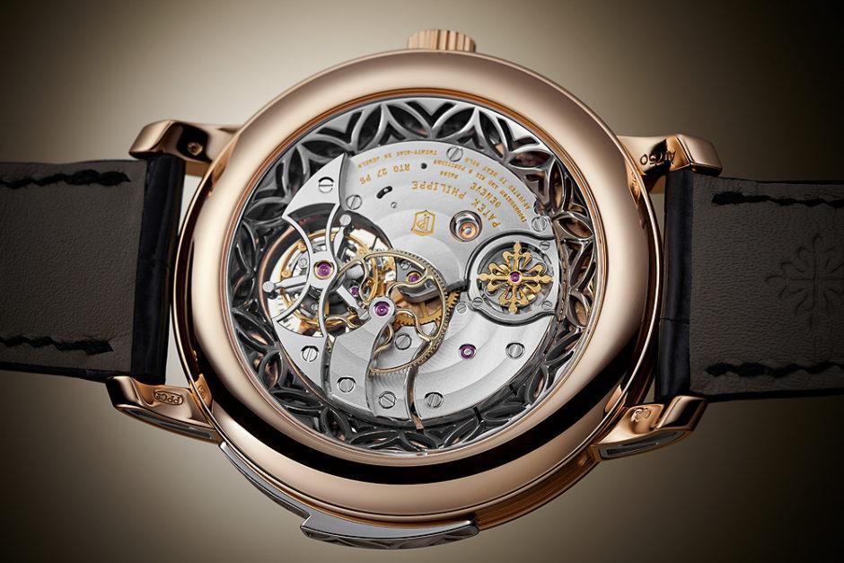 Hands On High Quatily Ref.Patek Philippe 5303 Minute Repeater Tourbillon Replica Watches