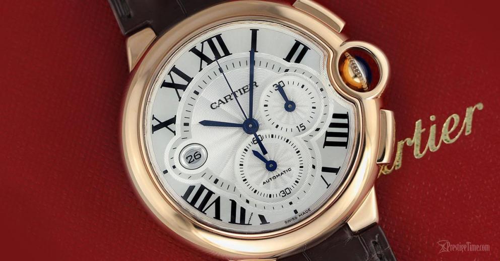Reviewing of Cheap Cartier Ballon Bleu Chronograph Watches