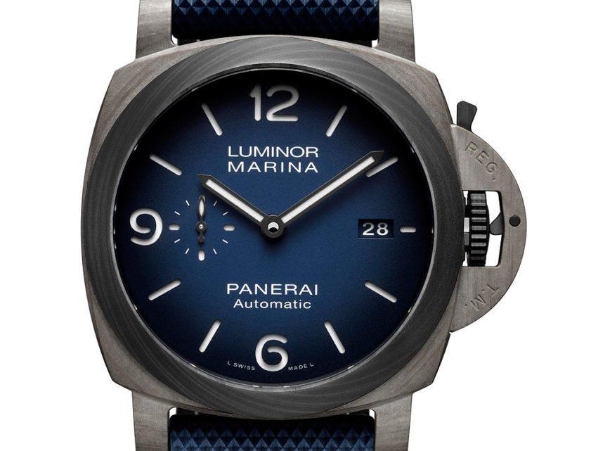 Luxury Panerai Luminor Marina Fibratech Replica Watches