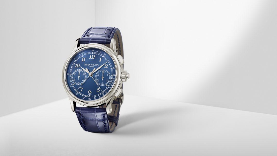 AAA Patek Philipp Ref. 5370 Split-Seconds Chronograph